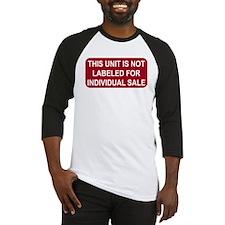 Individual Sale Baseball Jersey