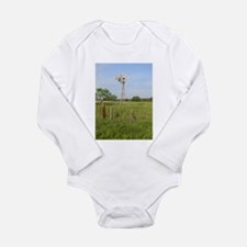 Windmill in Texas Body Suit