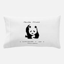 Panda Animal Power Gifts Pillow Case