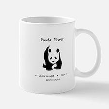 Panda Animal Power Gifts Mugs