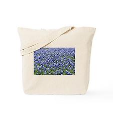Bluebonnets Tote Bag