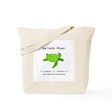 Sea Turtle Sacred Animal Totem Power Tote Bag