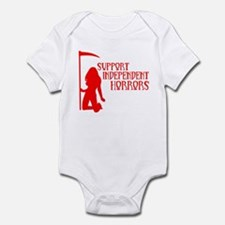 Support Independent Horrors Infant Bodysuit