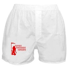 Support Independent Horrors Boxer Shorts