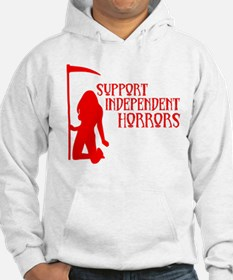 Support Independent Horrors Hoodie