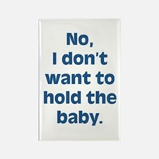 Anti Baby Rectangle Magnet