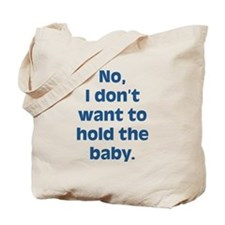 Anti Baby Tote Bag