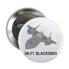 SR-71 Blackbird Button