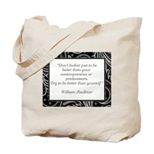 DON'T BOTHER JUST... Tote Bag