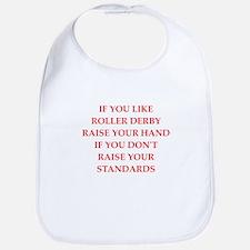 roller derby Bib