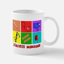 Unique Dialysis manager Mug