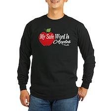 Safe Word Long Sleeve T-Shirt