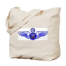 Chief Enlisted Crew Badge Tote Bag