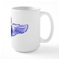 Chief Enlisted Crew Badge Mug