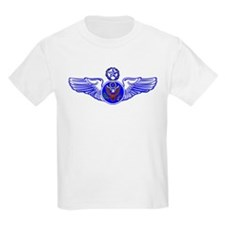 Chief Enlisted Crew Badge T-Shirt