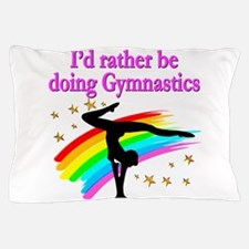 GYMNAST FOREVER Pillow Case