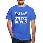 Britain Rocks Dark T-Shirt