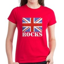Britain Rocks Tee