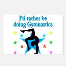 GYMNAST FOREVER Postcards (Package of 8)