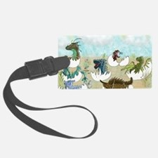 Cute Children Luggage Tag