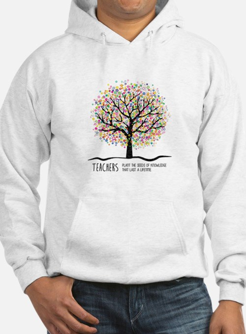 Teacher appreciation quote Jumper Hoody