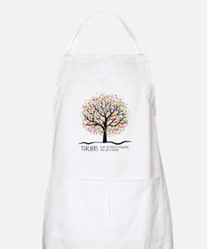 Teacher appreciation quote Apron