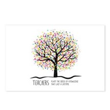 Teacher appreciation quot Postcards (Package of 8)