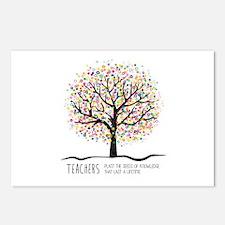 Teacher appreciation quot Postcards (Package of 8)