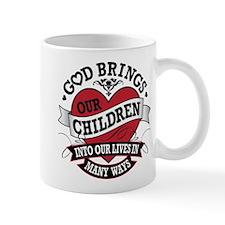 Adoption Tattoo Mug