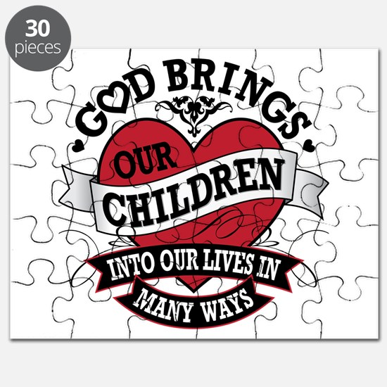 Adoption Tattoo Puzzle