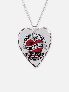 Adoption Tattoo Necklace