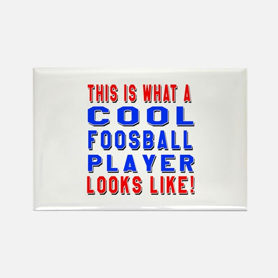 Foosball Player Looks Like Rectangle Magnet