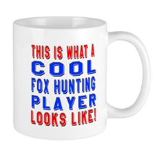 Fox Hunting Player Looks Like Mug