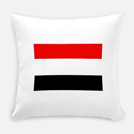 Yemen Everyday Pillow