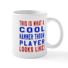 Hammer Throw Player Looks Like Mug