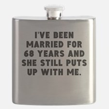 Ive Been Married For 68 Years Flask