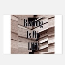 Reading Is My Life Postcards (Package of 8)