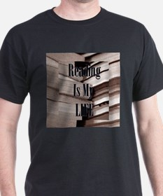 Reading Is My Life T-Shirt