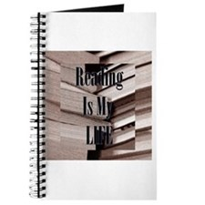 Reading Is My Life Journal