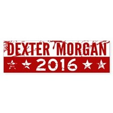 Dexter Morgan 2016 Bumper Sticker