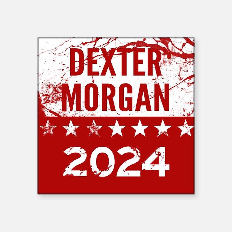 Dexter Morgan 2016 Sticker