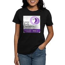 Cute Lbd lbda pdd lewy dementia Tee