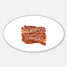 BACON MAKES EVERYTHING BETTER Decal