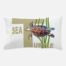 HAWKSBILL SEA TURTLE Pillow Case