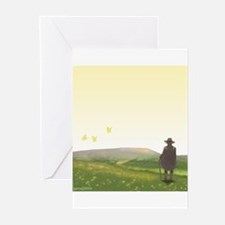 Funny Pilgrim Greeting Cards (Pk of 20)