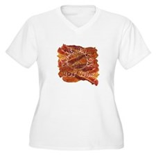 MAKE BACON NOT WA T-Shirt