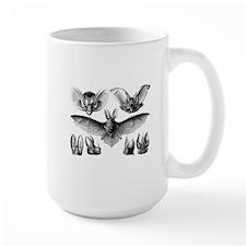 Bat Illustration Mug