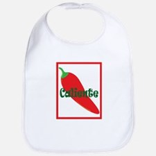 Caliente Red Hot Chili Pepper Bib