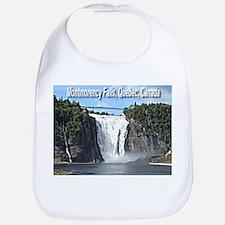 Montmorency Falls at Large Bib