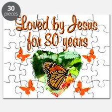 BLESSED 80TH Puzzle